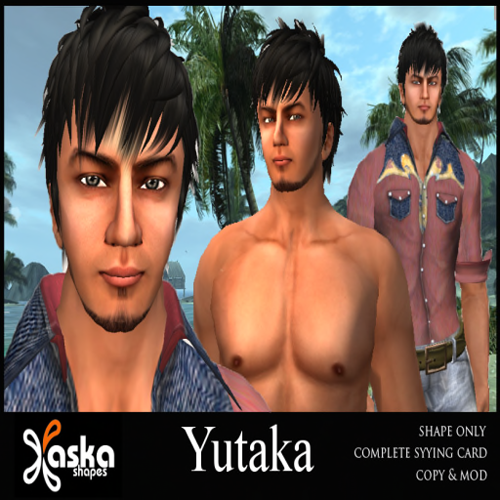 ASKA Shapes - Yutaka