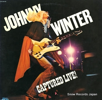 WINTER, JOHNNY captured live