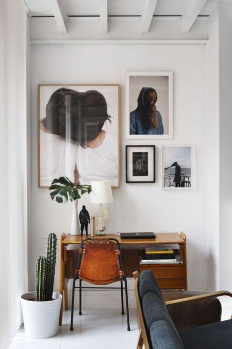 \\ picture framing & arrangement