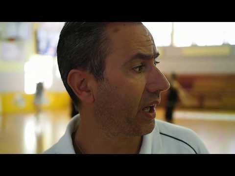Ο προπονητής του Πρωτέα Γρεβενών Πέτρος Μουρουζίδης, μιλά μετά την πρώτη προπόνηση της νέας περιόδου