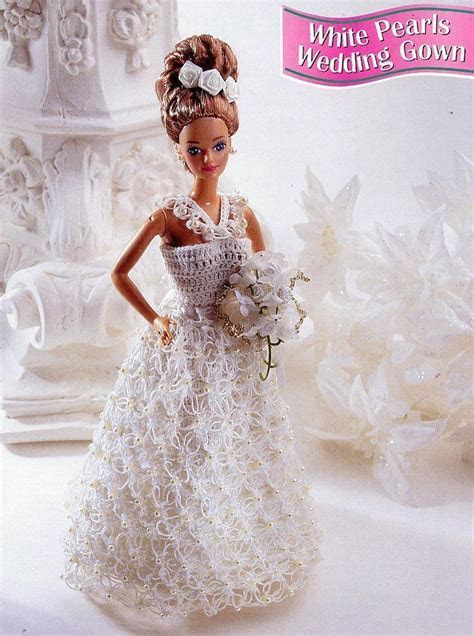 1000  ideas about Barbie Crochet Gown on Pinterest