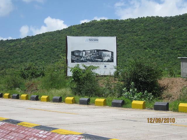 Megapolis Rajiv Gandhi Infotech Park Phase 3 Hinjewadi Pune - IMG_2902
