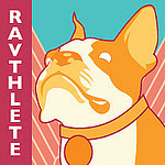 Ravthlete button