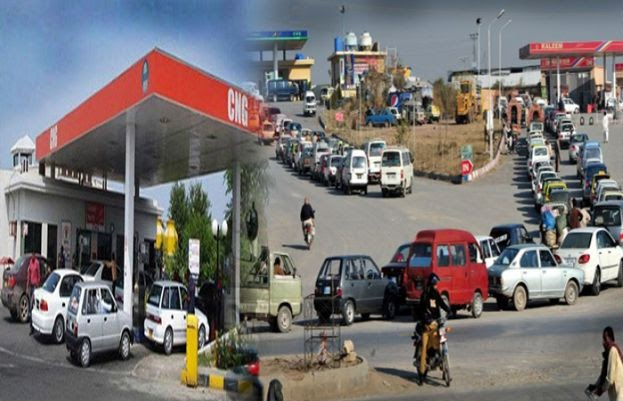 CNG stations reopened in Karachi after closure of 51 hours