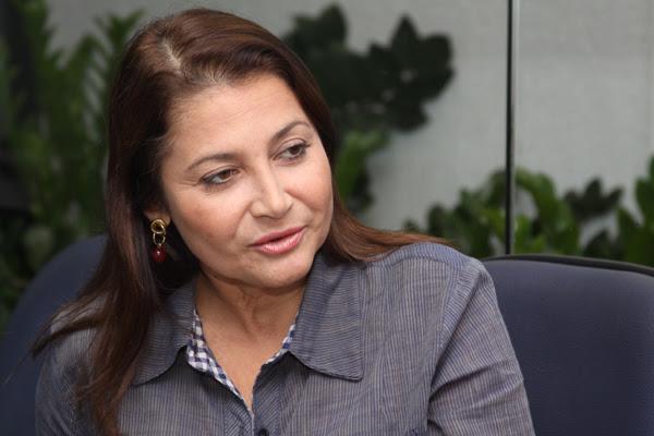 Solane Costa, presidente do Conselho de Secretários Municipais