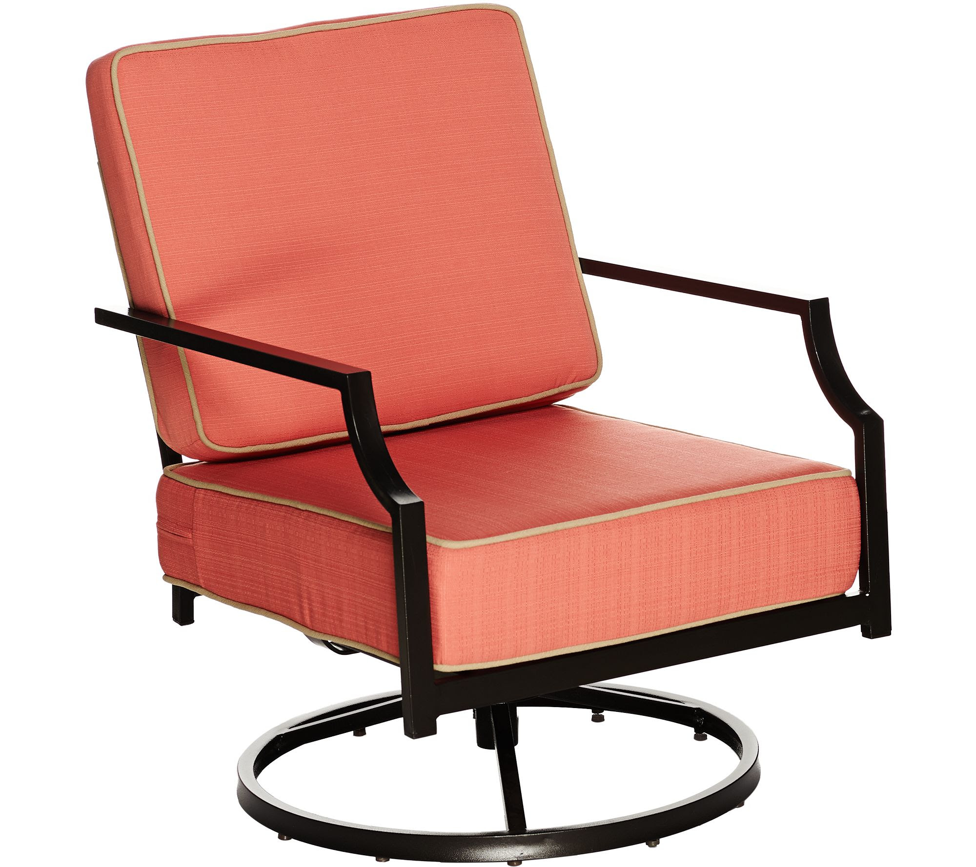 Scott Living Indoor/Outdoor Motion Rocker Patio Chair ...
