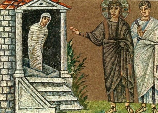 Η ανάσταση του Λαζάρου: Το θαύμα της αγάπης που θριαμβεύει πάνω στον θάνατο