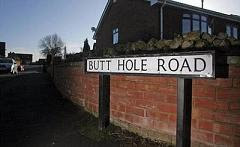 butt hole road