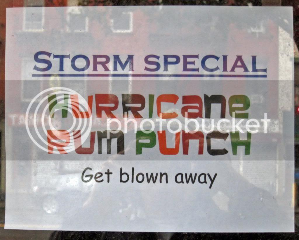 Pete's Hurricane Rum Punch