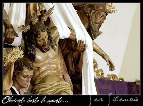 Obediente hasta la muerte...