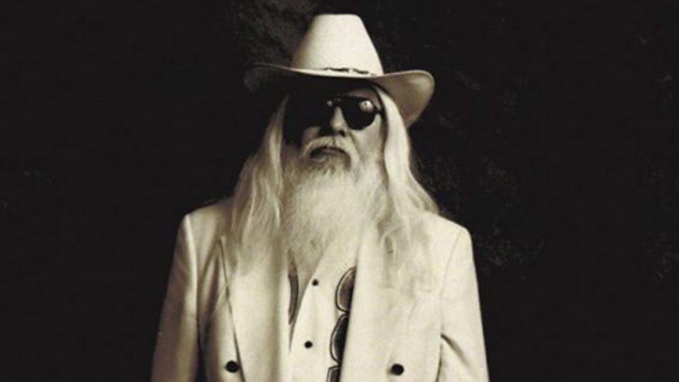 IMG LEON RUSSELL, American Musician and Songwriter