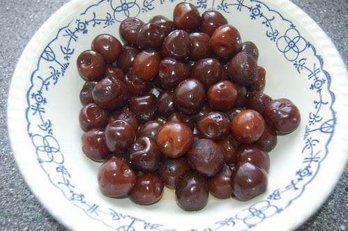 cherries preserves in vodka Aug 10