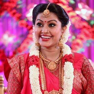 Indian Baby Shower Makeup And Hair Saubhaya Makeup