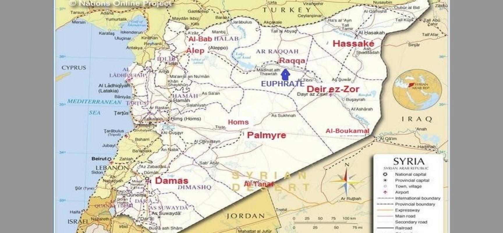 Syrie : Les raisons de l'hystérie américano-saoudienne