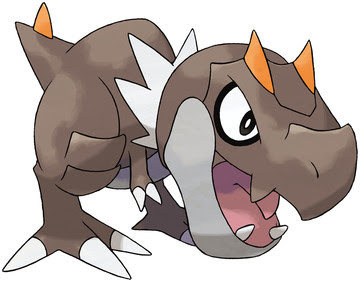 Tyrunt artwork by Ken Sugimori