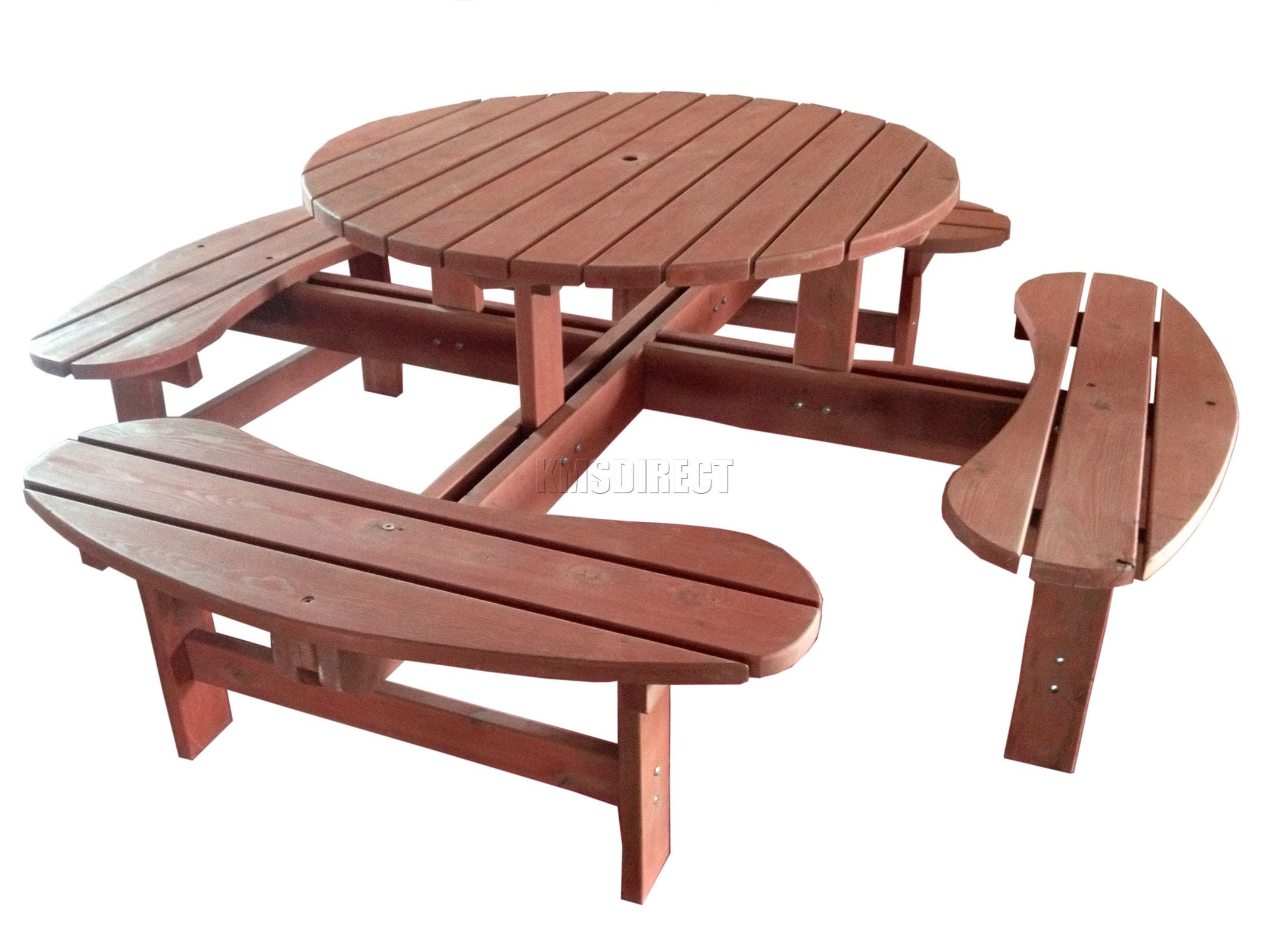 Fabulous Plans Woodworking How To Make A Round Wood Picnic Table Pabps2019 Chair Design Images Pabps2019Com