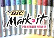 BIC mark it