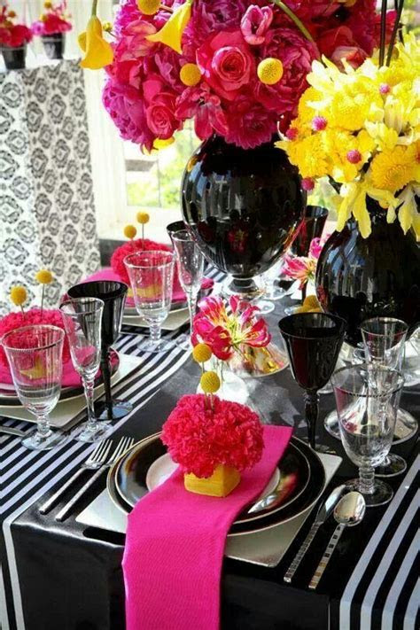 1000  ideas about Pink Yellow Weddings on Pinterest
