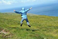 Christiane lernt fliegen