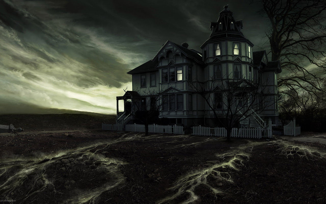 Image result for ghost house