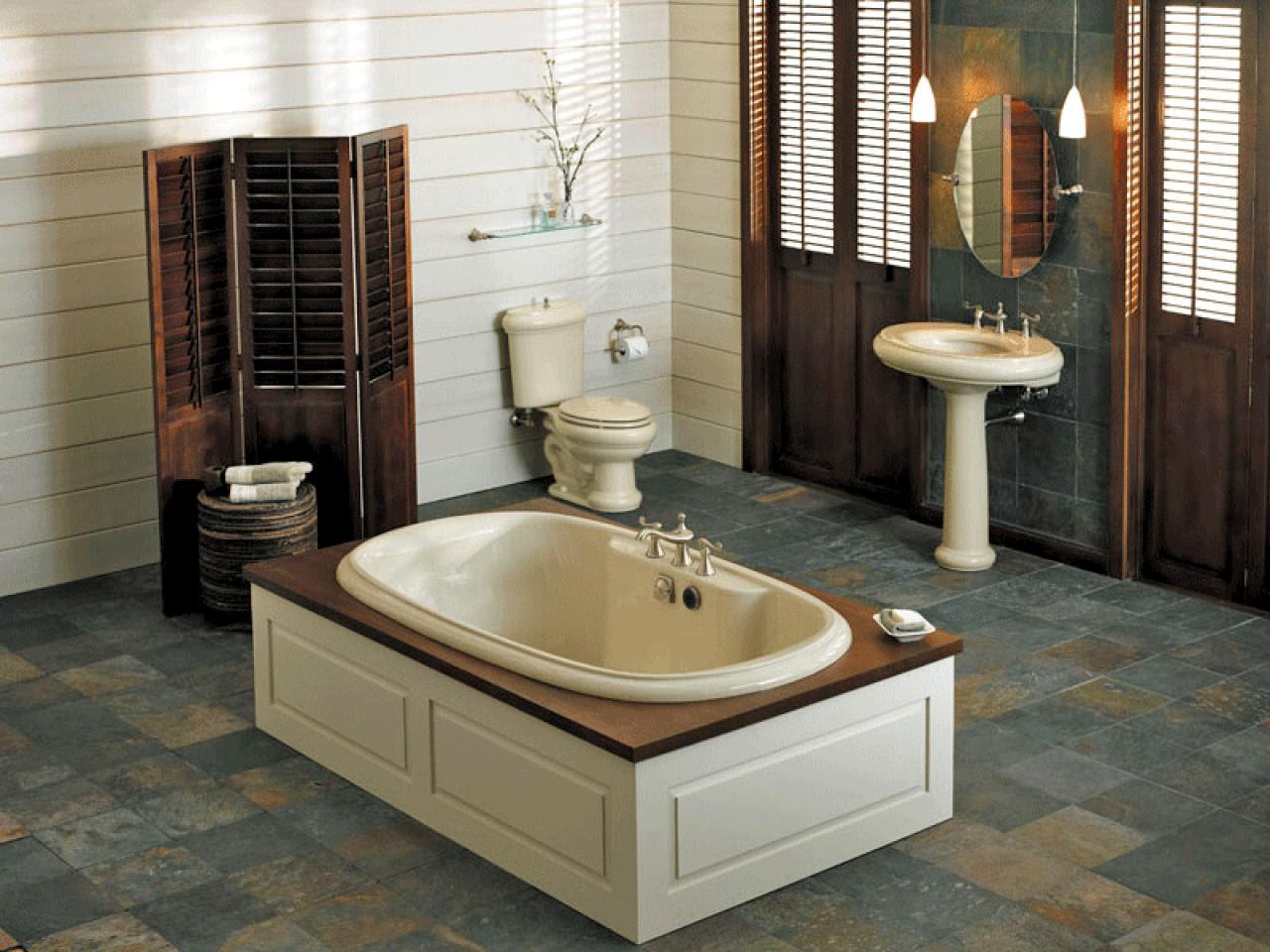 Combine Bathroom Colors with Confidence | HGTV