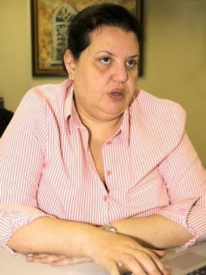 Inês Daou assumiu a Agência de Promoção a Cultura e Turismo na gestão de Artur Neto na Prefeitura de Manaus (Foto: Manoel Vaz/Semcom)