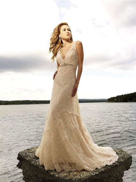 High quality Cheap Weding dress?Chapel Train Applique