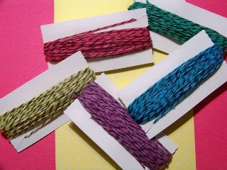 Dye Your Own Twine! - Click photo for directions