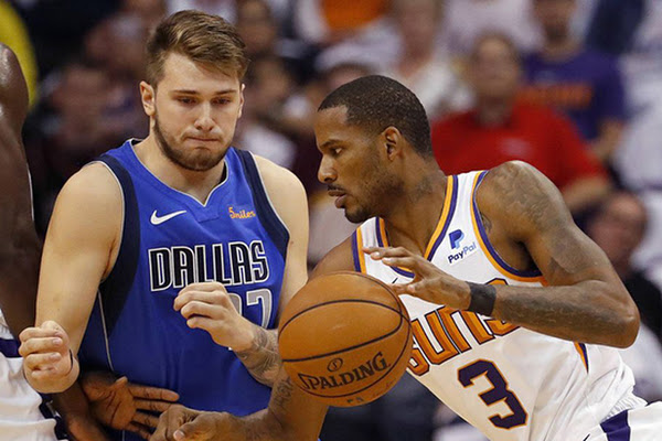 869230a4a Phoenix Suns  Trevor Ariza does not start or play against Spurs