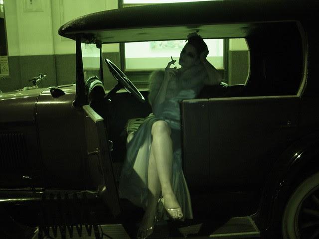 Irene — and Michael Arenella's 1925 Studebaker