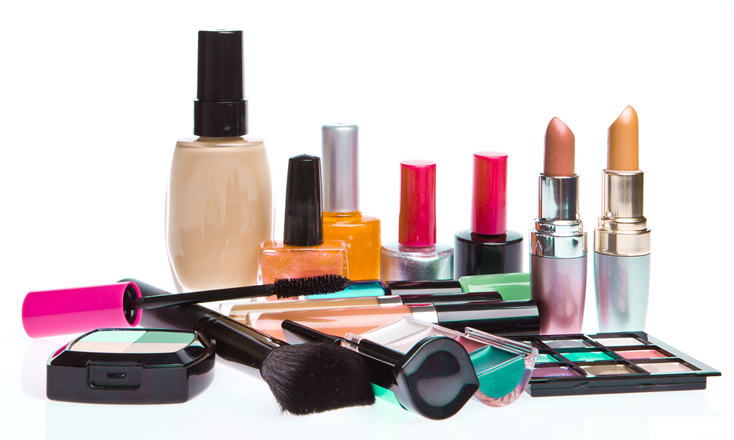 Makeup products pictures