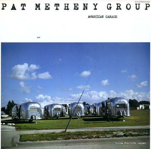METHENY, PAT GROUP american garage