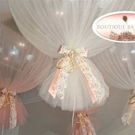 25  best Tulle Balloons ideas on Pinterest   Tulle baby