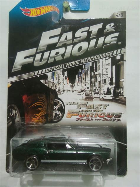 hot wheels  film fast  furious