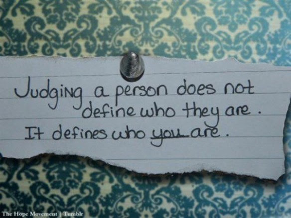 A Person Does Not Define Who You Are By People Quotes