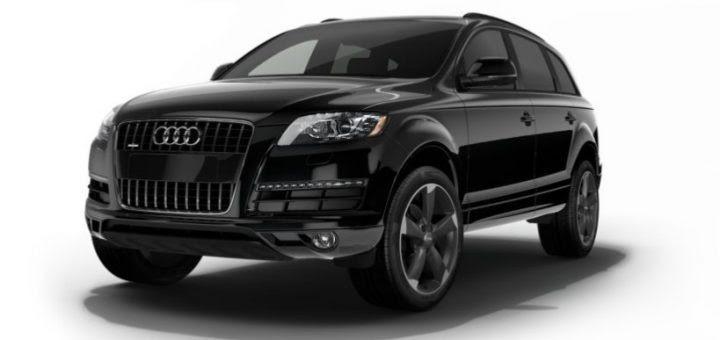 2015 Audi Q7 Premium Plus Package