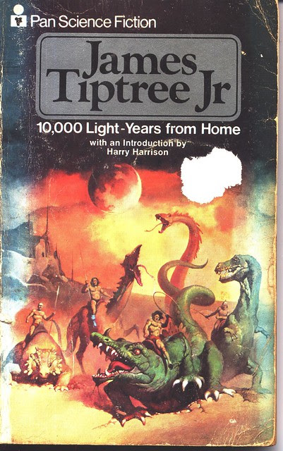 James Tiptree jr. 10,000 Light-Years from Home