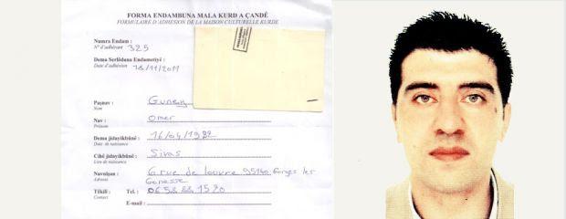 Ηχητικά και έγγραφα ντουκουμέντα επιβεβαιώνουν ότι ο Τούρκος μετανάστης Ömer Güney στρατολογήθηκε από τη ΜΙΤ και εκτέλεσε εν ψυχρώ τις τρεις γυναίκες κουρδικής καταγωγής στο Παρίσι στις 9 Ιανουαρίου 2013.