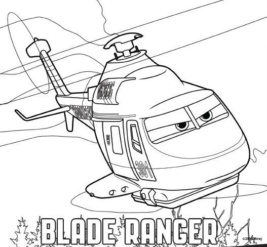 Dibujos Para Colorear Aviones 2 Equipo De Rescate Morning Kids