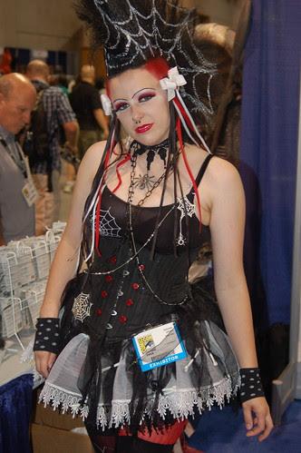 Comic Con 2006: Mohawk