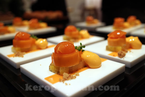 soiree du sucre - when Singapore Pastry Chef meets