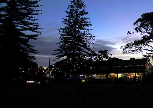 IMG 3858 Ocean View at Night