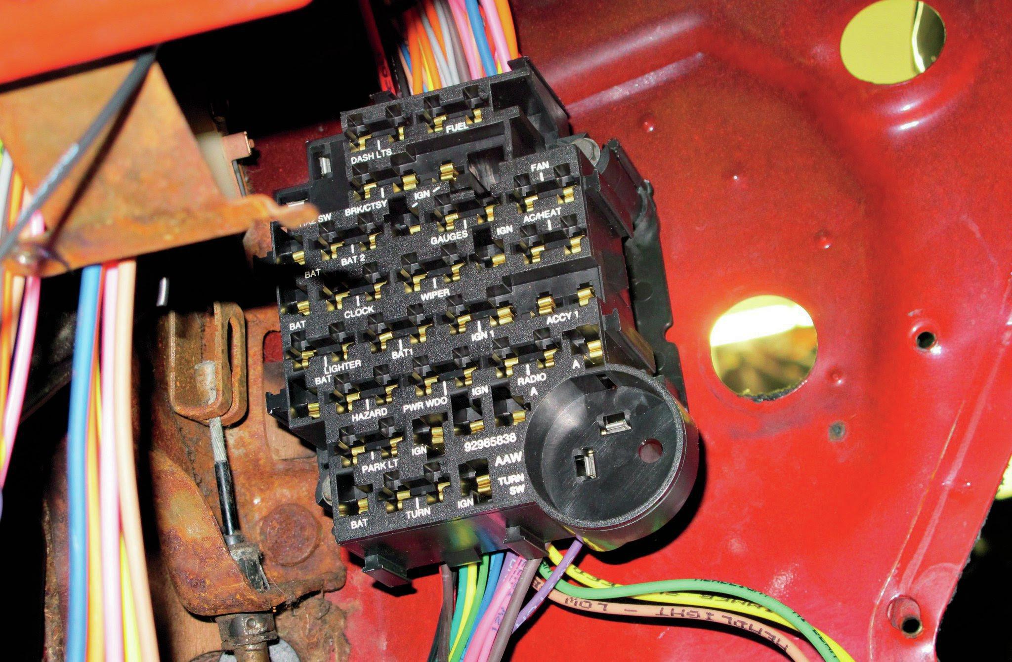 68 Chevelle Fuse Box Location Wiring Diagram Correction Correction Cfcarsnoleggio It