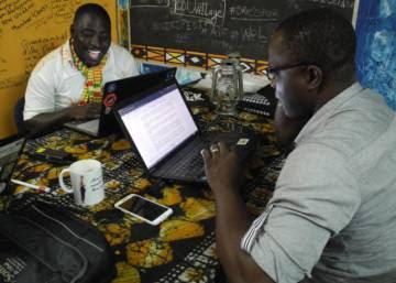 África occidental se sube al tren de las nuevas tecnologías