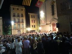 Concert a la Plaça 2012: La Filha
