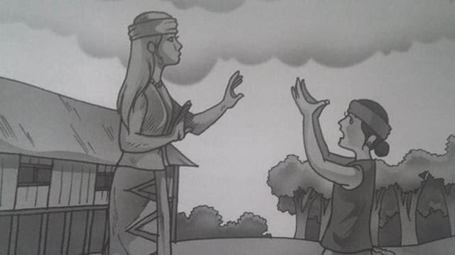 Keluarga Gambar Kartun Ibu Dan 2 Anak Laki Laki - Info ...