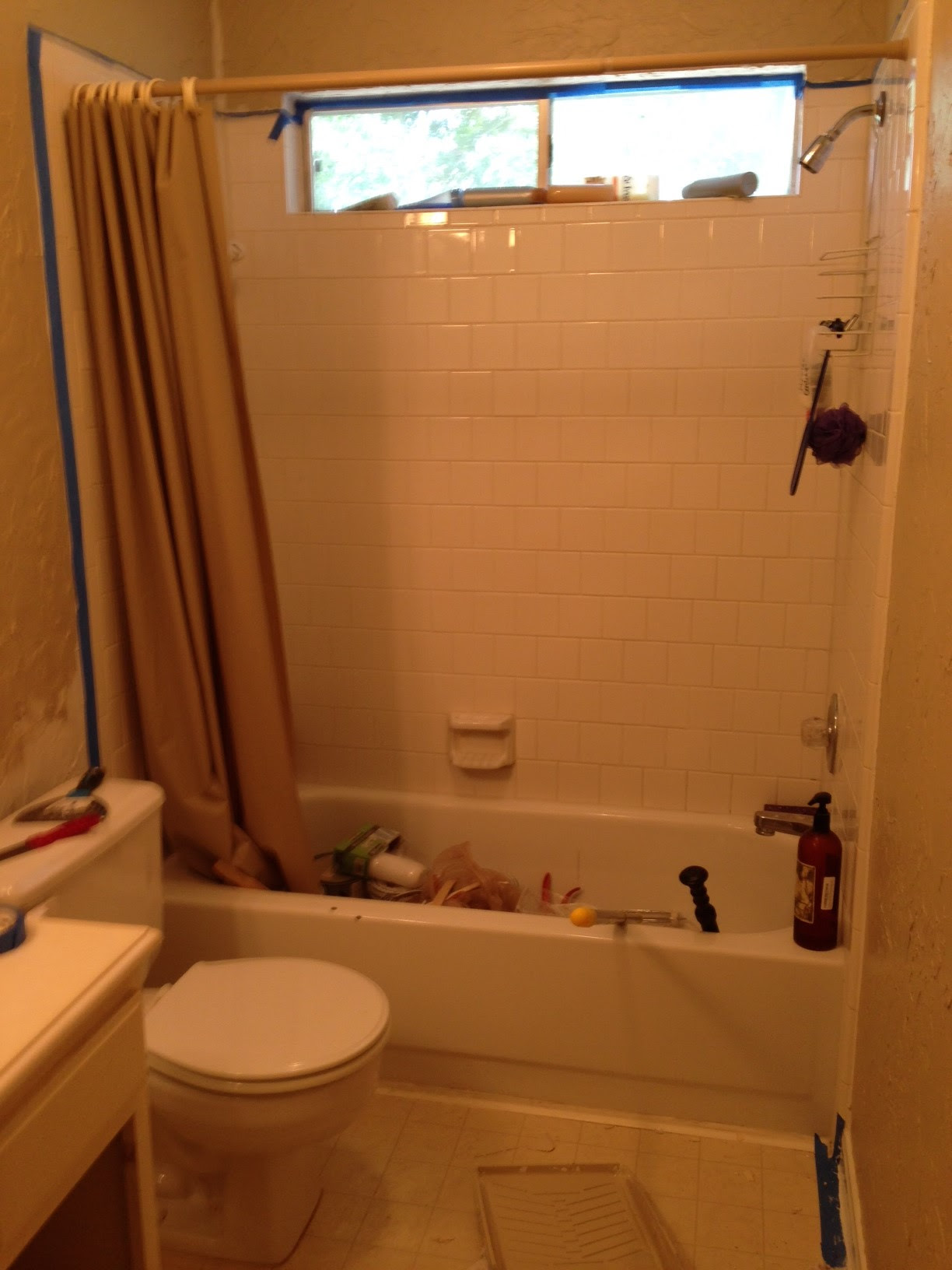 How to convert tub to walk in shower