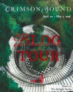 Crimson Bound Blog Tour