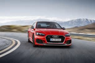 First Look: 2018 Audi RS5   NY Daily News