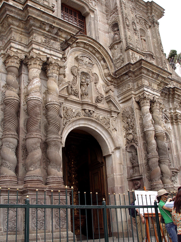 DSC00735 Quito Ecuador church